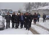 Kadir Albayrak Marmaraereğlisi Belediye Başkanı Sayın İbrahim Uyan'ı ziyaret etti.
