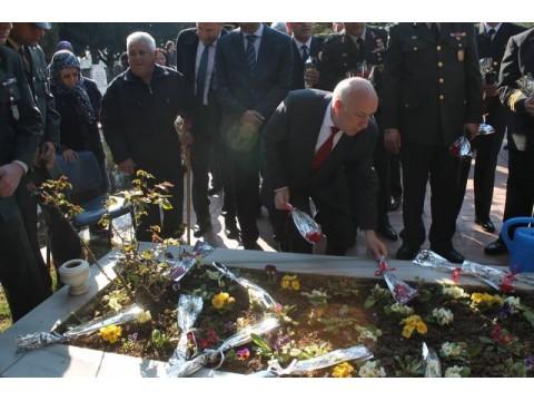 18 Mart Şehitleri Anma Günü ,Marmara ereğlisi