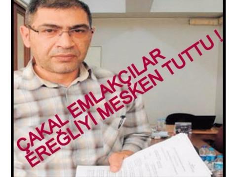Çakal emlakçılar Marmara ereğlisinde dolandırdı !