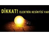 İstanbul'un büyük bölümünde elektrik kesintisi