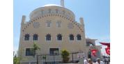 Hz Hamza Cami hizmete açıldı