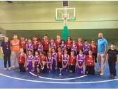 Minik kız basketbol takımımız Tekirdağ İl Birincisi ,Marmaraereğlisi