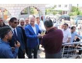 Hz. Ali Cami'nin açılış töreni,Marmaraereğlisi