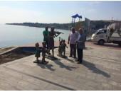 Ereğli ve Süleymanpaşa Belediyesinden Bir Heykel Daha