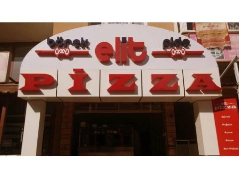 Marmara ereğlisi Elit Pizzadan Kampanya