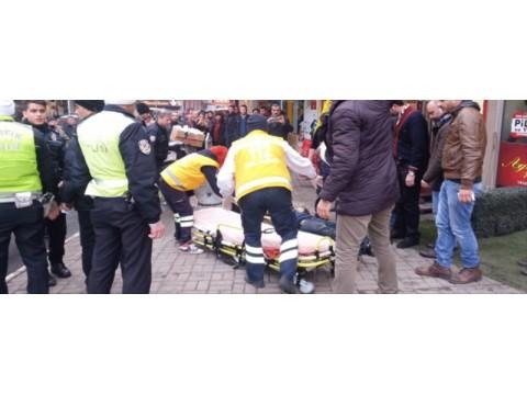 Tekirdağ Merkez'de Tartıştığı Adamı Bacaklarından Vurdu