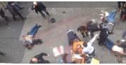 19.03.2016  istanbulda istiklal caddesinde patlama !