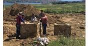 Ereğli'de 2 adet lahit bulundu