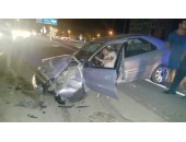 Işıklarda Trafik Kazası  , Marmaraereğlisi